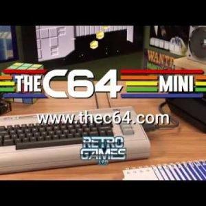Commodore 64 Mini Pelikonsoli
