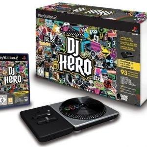DJ Hero With Turntable Kit