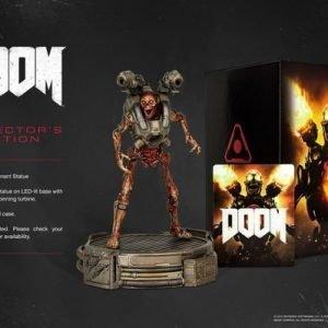 DOOM 4 - Collector's Edition - Keräilyversio