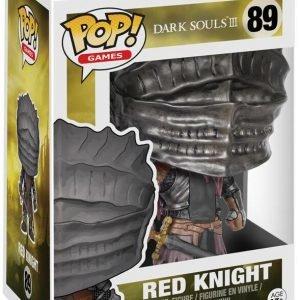 Dark Souls Red Knight Vinyl Figure 89 Keräilyfiguuri