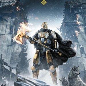 Destiny Rise Of Iron Juliste