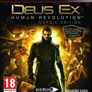 Deus Ex: Human Revolution - Nordic Edition