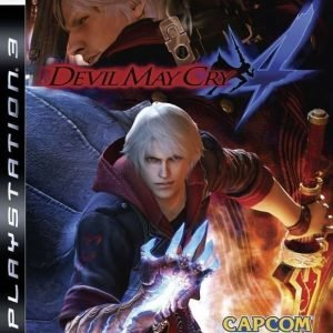 Devil May Cry 4 (Essentials)
