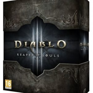 Diablo III (3) Reaper of Souls - Collector's Edition (For PC & Mac)