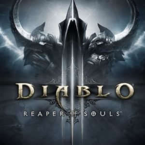 Diablo III (3) Reaper of Souls (For PC & Mac)