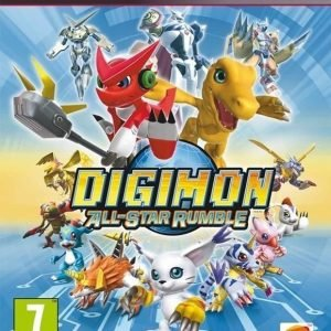 Digimon All-Star - Rumble