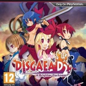 Disgaea D2 A Brighter Darkness