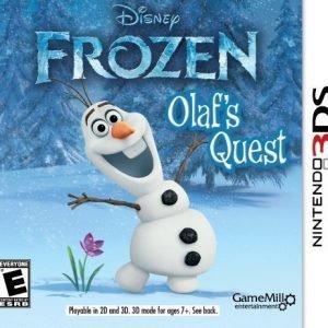 Disney Frozen: Olafs Quest
