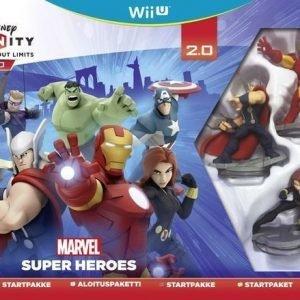 Disney Infinity 2.0: Marvel Super Heroes - Starter Pack (Nordic)