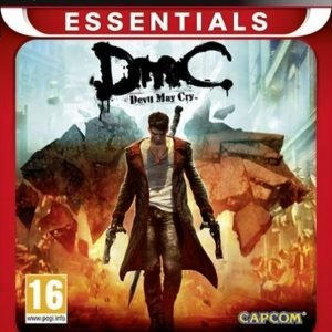 DmC Devil May Cry (Essentials)