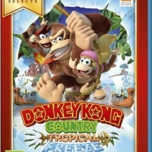 Donkey Kong Country: Tropical Freeze Selects