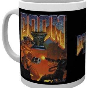 Doom Ii Game Cover Muki