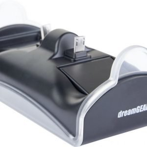 DreamGear Dual Charge Dock PS4