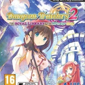 Dungeon Travelers 2