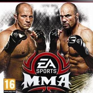 EA Urheilus MMA Mixed Martial Arts