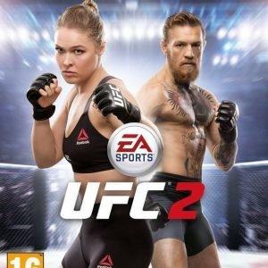 EA Urheilus UFC 2