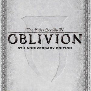 Elder Scrolls IV: Oblivion 5th Anniversary Edition