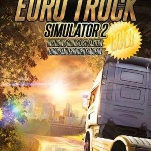 Euro Truck Simulator 2 - Gold Edition (Nordic)
