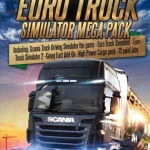 Euro Truck Simulator - Megapack