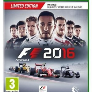 F1 2016 (Limited Edition)