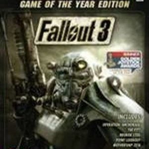 Fallout 3 Game of the Year Edition - Classics (BBFC)