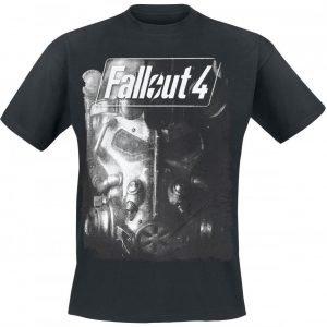 Fallout 4 Brotherhood Of Steel T-Paita