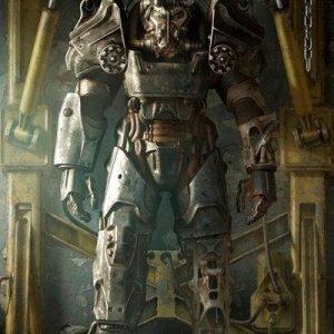 Fallout 4- Key Art Juliste