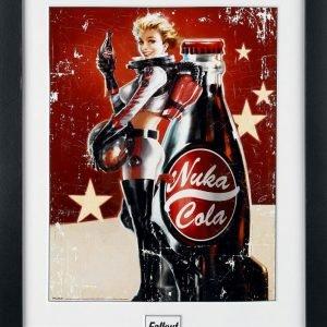 Fallout 4 Nuka Cola Kehystetty Kuva