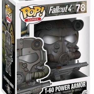 Fallout 4 Power Armor Vinyl Figure 78 Keräilyfiguuri
