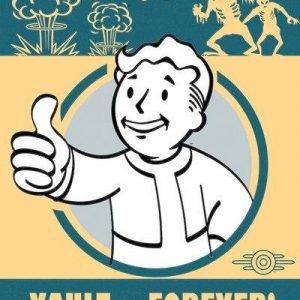 Fallout 4 Vault Forever Juliste