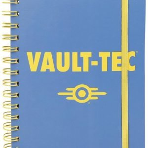 Fallout 4 Vault-Tec Muistikirja