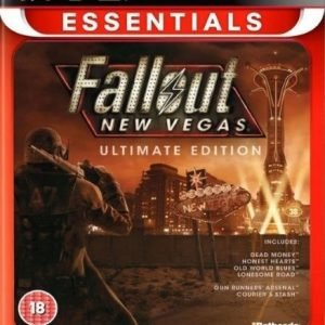 Fallout New Vegas: Ultimate Edition Essentials