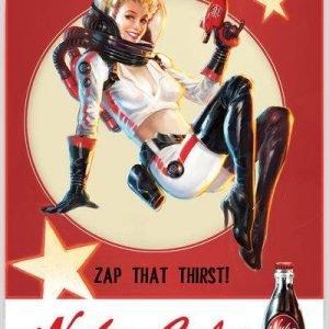 Fallout Nuka Cola Juliste