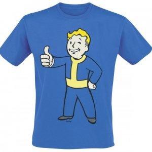 Fallout Vault Boy Thumbs Up T-Paita