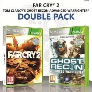 Far Cry 2 + GRAW