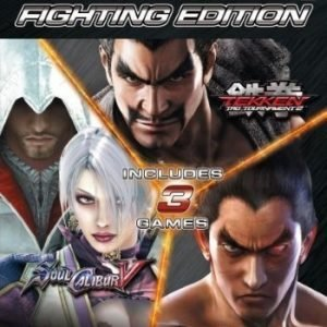 Fighting Edition (Tekken 6