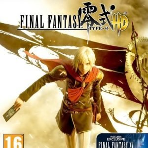 Final Fantasy Type - 0 HD (Inc. Final Fantasy XV Playable Demo)