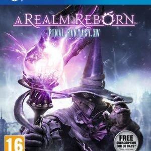 Final Fantasy XIV (14) A Realm Reborn