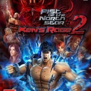 Fist of the North Star - Kens Rage 2