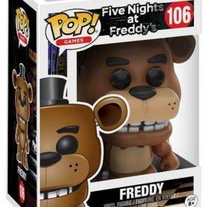 Five Nights At Freddy's Freddy Vinyl Figure 106 Keräilyfiguuri
