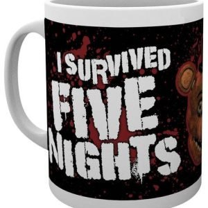 Five Nights At Freddy's I Survived Muki