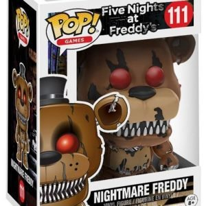 Five Nights At Freddy's Nightmare Freddy Vinyl Figure 111 Keräilyfiguuri