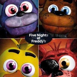 Five Nights At Freddy's Quad Juliste