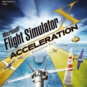 Flight Simulator X: Acceleration