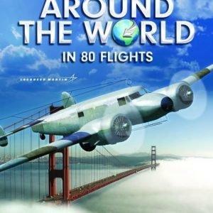 Flight Simulator X - Around The Word in 80 Flights