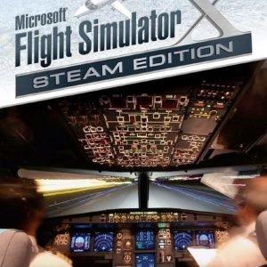 Flight Simulator X - Boxed Steam Edition