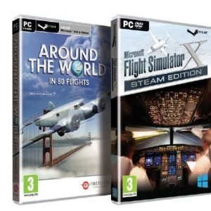 Flight Simulator X - Steam Edition + Around the World
