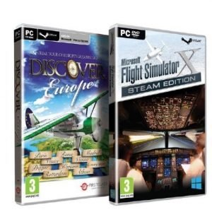 Flight Simulator X - Steam Edition + Discover Europe
