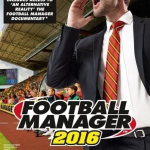 Football Manager 2016 - Limited Edition