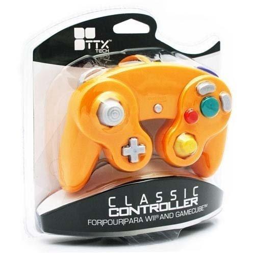 Gamecube Class Controller Orang TTX